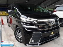2015 TOYOTA VELLFIRE 3.5 SAC EDITION JAPAN NEW ARRIVAL ON SALE!
