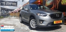 2013 MAZDA CX-5 2.0 ( A ) 2WD SKYACTIV-G SUV !! PREMIUM FULL HIGH SPECS THAT COME WITH KEYLESS ENTRY PUSH START AND ETC !! ( WXX 2066 ) 1 CAREFUL OWNER !!