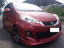 2016 PERODUA ALZA 1.5 (A) SE * EXCELLENT UNITS OR WE REFUND YOUR TRAVEL PETROL