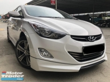 2014 INOKOM Elantra 1.8 GLS AT Full Spec