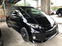 2015 TOYOTA ESTIMA 2.4 AERAS FACELIFT 2 POWER DOORS PARKING CAMERA 2015 UNREG NO SST