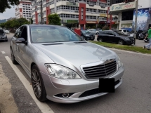 2007 MERCEDES-BENZ S-CLASS S350 AMG SPORTS EDITION
