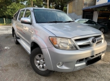 2008 TOYOTA HILUX 2.5 G DOUBLE CAB(A)STOCK IN CLEARANCE