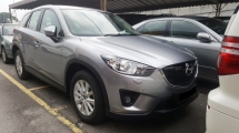 2013 MAZDA CX-5 2.0 2WD