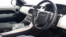 2014 LAND ROVER RANGE ROVER SPORT 3.0 HSE Unregister