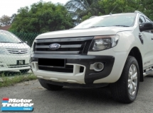 2014 FORD RANGER 3.2 Wildtrak 4x4 TDCi 6Speed Facelift ReverseCamera TipTOP LikeNEW