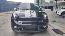 2014 MINI PACEMAN 2014 Mini Paceman Cooper S 1.6 Japan Spec unregister for sale