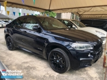 2015 BMW X6 M Sport xDrive 40d 3.0 Twin Turbocharged New Model Digital Meter Head Up Display 4 Surround Camera Intelligent LED Harman Kardon Premium Sun Roof Memory Seat Paddle Shift Steering Sport Plus Eco Selection Bluetooth Connectivity Unreg