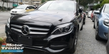 2014 MERCEDES-BENZ C-CLASS C180 1.6 AVANTGARDE / PUSH START / FULLY IMPORT FROM JAPAN / TIPTOP CONDITION / READY STOCK
