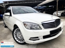 2012 MERCEDES-BENZ C-CLASS C250 1.8 CGI TURBO (A) FULL SVR RECORD HAP SENG STAR