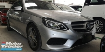 2014 MERCEDES-BENZ E-CLASS E250 2.0 AMG SPORT / FULLY IMPORT FROM JAPAN / PUSH START / TIPTOP CONDITION / READY STOCK