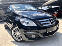 2012 MERCEDES-BENZ B-CLASS B-180 1.7 (A) 1 LADY OWNER FULL SVR RECORD HSS