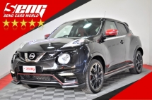 2016 NISSAN JUKE 1.6 Nismo RS Turbo Mil-16K