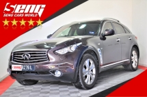 2015 INFINITI QX70 3.7 F/Serv Q7 Harrier ML350