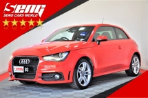 2012 AUDI A1 1.4 S-Line 77K-Mil LOCAL BOSE