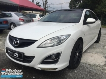 2011 MAZDA 6 2.5 SDN 5EAT SUNROOF BOSE SOUND SYSTEM FULL LOAN