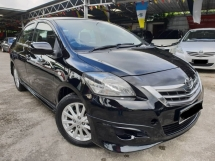 2013 TOYOTA VIOS 1.5J (AT) VVTI FACELIFT ENHANCED TRD BODYKIT G LIMITED
