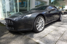 2010 ASTON MARTIN RAPIDE 6.0L V12 IMPORTED NEW