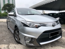 2015 TOYOTA VIOS 1.5 TRD SPORTIVO, Original TRD, No Need Repair, Like New, Clean Interior, Seldom Used, Call Now