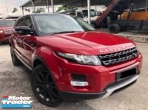 2013 LAND ROVER EVOQUE 2.2L SD4 Dynamic , True Year Make 2013, Dynamic, High Spec, Power Boot, Call Now