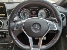 2014 MERCEDES-BENZ CLA 250 AMG WHITE OFFER UNREG