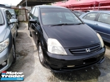 2003 HONDA STREAM 1.7 AT NEW PAINT CASH ONLY