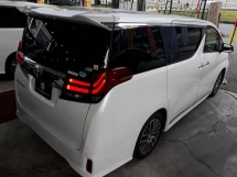 2017 TOYOTA ALPHARD 2.5L SC EDITION RECON JAPAN NEW ARRIVAL ON SALE!
