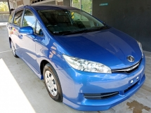 2015 TOYOTA WISH 1.8X HID SELECTION