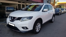 2016 NISSAN X-TRAIL 2.5L CVT (A) REG FEB 2016, ONE CAREFUL OWNER, FULL SERVICE RECORD, LOW MILEAGE DONE 56K KM, JUST DONE SERVICE AT JANUARY 2019, HIGH SPEC, 17