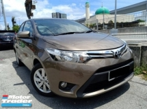 2015 TOYOTA VIOS 1.5E (AT)