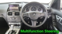 2012 MERCEDES-BENZ C-CLASS C250 W204 CKD CGI AVANTGARDE GOOD CONDITION GUARANTEE NO REPAIR NEED