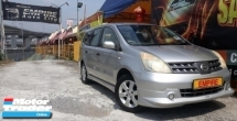 2010 NISSAN GRAND LIVINA 1.6 ( A ) IMPUL !! FULL BODYKIT 7 SEATERS MPV !! PREMIUM FULL HIGH SPECS !! ( WXX 6906 ) 1 CAREFUL OWNER !!