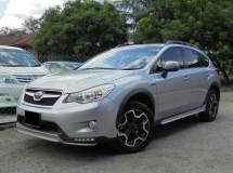 2014 SUBARU XV 2.0 STi Performance Edition NAVI F&RCamera SUPERB LikeNEW