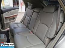 2007 TOYOTA HARRIER  3.5 350G FULLSPEC LEATHER ELEC/SEATS
