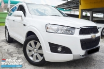 2013 CHEVROLET CAPTIVA  2.0 (A) LT TURBO DIESEL NEW FACELIFT