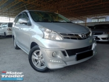 2013 TOYOTA AVANZA 1.5 (A) G SPEC MPV 7 SEATER GOOD CONDITION PROMOTION PRICE