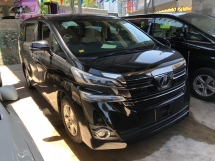 2016 TOYOTA VELLFIRE 2.5 X SPEC 2 POWER DOORS POWER BOOT SURROUNDING 4 CAMERA 2016 JAPAN UNREG