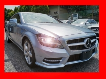 2014 MERCEDES-BENZ CLS-CLASS CLS350 AMG WITH SUNROOF/LOW MILEAGE/HIGH SPEC/POWER BOOT UNREG