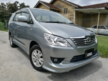 2014 TOYOTA INNOVA 2014 Toyota INNOVA 2.0 VVT-I (A) FULL SPEC