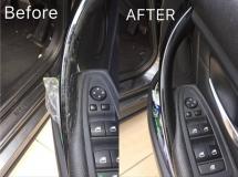 BMW F30 Interior Door Handle Replacement 4pcs ABS  Int. Accessories > Interior parts