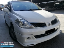 2009 NISSAN LATIO SPORT 1.6 AT H/B IMPUL KEYLESS