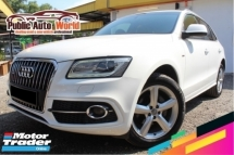 2014 AUDI Q5 2.0 TFSI S-LINE QUATTRO 8 SPEED FACELIFT CBU TRUE 2014