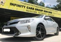 2017 TOYOTA CAMRY  2.5 Hybrid Luxury Sedan FULL LOAN