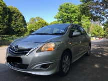 2013 TOYOTA VIOS 1.5 (A) TRD SPORTIVO BODYKIT - SUPERB CONDITION