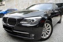 2011 BMW 7 SERIES 730LI 3000CC PETROL LWB SROOF PWBOOT VACUUM DOOR 2011