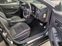 2015 MERCEDES-BENZ CLA 180 AMG KEYLESS PUSH START BLACK UNREG
