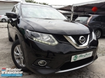 2015 NISSAN X-TRAIL 2.5 SUV HIGH SPEC LOW MILEAGE