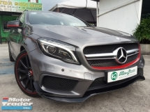 2015 MERCEDES-BENZ GLA GLA45 AMG 4MATIC 2.0 TURBO EDITION 1