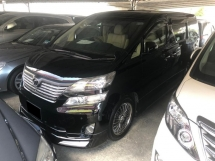 2009 TOYOTA VELLFIRE 3.5 VL (ACTUAL YR MADE 2009)