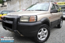 1998 LAND ROVER FREELANDER 2.0 MANUAL TRANSMISSION 4WD